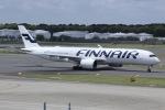 しゃこ隊さんが、成田国際空港で撮影したフィンエアー A350-941XWBの航空フォト(写真)