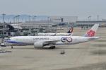 kix-booby2さんが、関西国際空港で撮影したチャイナエアライン A350-941XWBの航空フォト(写真)