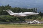 西風さんが、大館能代空港で撮影した国土交通省 航空局 525C Citation CJ4の航空フォト(写真)
