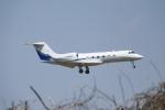 mogusaenさんが、成田国際空港で撮影したウィルミントン・トラスト・カンパニー G350/G450の航空フォト(写真)