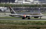 planetさんが、スワンナプーム国際空港で撮影したロイヤル・ヨルダン航空 787-8 Dreamlinerの航空フォト(写真)