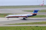 @あきやんさんが、関西国際空港で撮影したArrow Plane G-V-SP Gulfstream G550の航空フォト(写真)