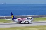 mild lifeさんが、神戸空港で撮影したスカイマーク 737-8ALの航空フォト(写真)