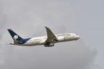 yotaさんが、成田国際空港で撮影したアエロメヒコ航空 787-8 Dreamlinerの航空フォト(写真)