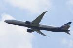 飛行機ゆうちゃんさんが、成田国際空港で撮影したアエロフロート・ロシア航空 777-300の航空フォト(写真)