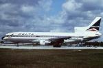 tassさんが、フォートローダーデール・ハリウッド国際空港で撮影したデルタ航空 L-1011-385-1 TriStar 1の航空フォト(写真)