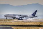 O.Yさんが、関西国際空港で撮影したサウディア 777-FFGの航空フォト(写真)