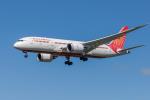 Y-Kenzoさんが、成田国際空港で撮影したエア・インディア 787-8 Dreamlinerの航空フォト(写真)