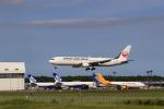 ☆ライダーさんが、成田国際空港で撮影した日本航空 767-346/ERの航空フォト(写真)
