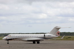 funi9280さんが、新千歳空港で撮影したDelaware Trust Co Trustee BD-700-1A10 Global Expressの航空フォト(写真)