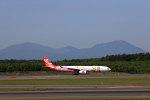 funi9280さんが、新千歳空港で撮影したタイ・エアアジア・エックス A330-343Eの航空フォト(写真)