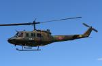 チャーリーマイクさんが、宇都宮飛行場で撮影した陸上自衛隊 UH-1Jの航空フォト(写真)