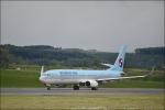 シャークレットさんが、旭川空港で撮影した大韓航空 737-9B5/ER の航空フォト(写真)