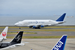 EC5Wさんが、中部国際空港で撮影したボーイング 747-4J6(LCF) Dreamlifterの航空フォト(写真)