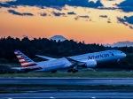 kikiさんが、成田国際空港で撮影したアメリカン航空 787-9の航空フォト(写真)