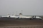 Hiro-hiroさんが、羽田空港で撮影した国土交通省 航空局 DHC-8-315Q Dash 8の航空フォト(写真)