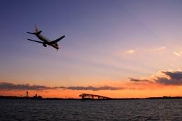 Hiro-hiroさんが、羽田空港で撮影した日本航空 777-346の航空フォト(飛行機 写真・画像)