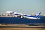 flying_horseさんが、羽田空港で撮影した全日空 777-281/ERの航空フォト(写真)
