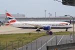 キイロイトリさんが、関西国際空港で撮影したブリティッシュ・エアウェイズ 787-8 Dreamlinerの航空フォト(写真)