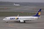 けいとパパさんが、新千歳空港で撮影したスカイマーク 737-86Nの航空フォト(写真)