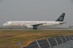 ITM58さんが、福岡空港で撮影したアシアナ航空 A321-231の航空フォト(写真)