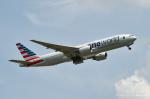 kina309さんが、成田国際空港で撮影したアメリカン航空 777-223/ERの航空フォト(写真)