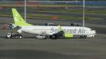 AE31Xさんが、羽田空港で撮影したソラシド エア 737-86Nの航空フォト(写真)