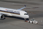 AntonioKさんが、羽田空港で撮影したシンガポール航空 A350-941の航空フォト(飛行機 写真・画像)