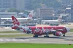 HISAHIさんが、福岡空港で撮影したエアアジア・エックス A330-343Xの航空フォト(写真)