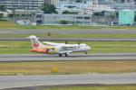 HS888さんが、伊丹空港で撮影した日本エアコミューター ATR-42-600の航空フォト(写真)