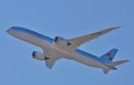 鉄バスさんが、関西国際空港で撮影した大韓航空 787-9の航空フォト(写真)