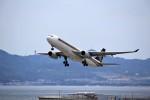 T.Sazenさんが、関西国際空港で撮影したシンガポール航空 A330-343Xの航空フォト(写真)