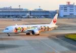 LOTUSさんが、関西国際空港で撮影した日本航空 787-9の航空フォト(写真)