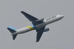 パンダさんが、旭川空港で撮影したAIR DO 767-381/ERの航空フォト(写真)