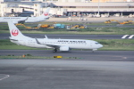 AntonioKさんが、羽田空港で撮影した日本航空 737-846の航空フォト(飛行機 写真・画像)