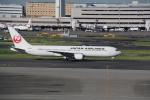 AntonioKさんが、羽田空港で撮影した日本航空 767-346の航空フォト(飛行機 写真・画像)