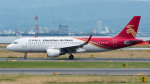 coolinsjpさんが、関西国際空港で撮影した深圳航空 A320-214の航空フォト(写真)