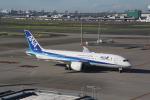 AntonioKさんが、羽田空港で撮影した全日空 787-8 Dreamlinerの航空フォト(飛行機 写真・画像)