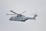 じょ~まんさんが、岐阜基地で撮影した海上自衛隊 MCH-101の航空フォト(写真)