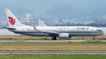 coolinsjpさんが、関西国際空港で撮影した中国国際航空 737-89Lの航空フォト(写真)