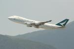 OMAさんが、香港国際空港で撮影したキャセイパシフィック航空 747-467F/ER/SCDの航空フォト(写真)