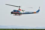 Gambardierさんが、岡南飛行場で撮影した中日本航空 204B-2(FujiBell)の航空フォト(写真)