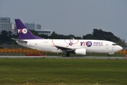 tassさんが、成田国際空港で撮影したYTOカーゴ・エアラインズ 737-36Q(SF)の航空フォト(写真)