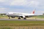 STAR・Bさんが、伊丹空港で撮影した日本航空 777-289の航空フォト(写真)