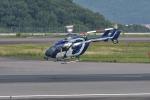 qooさんが、高松空港で撮影した徳島県消防防災航空隊 BK117C-2の航空フォト(写真)