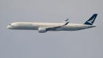 kenko.sさんが、成田国際空港で撮影したキャセイパシフィック航空 A350-1041の航空フォト(写真)