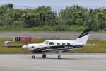パンダさんが、函館空港で撮影した日本個人所有 PA-46-500TP Meridian M500の航空フォト(飛行機 写真・画像)