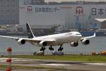 鈴鹿@風さんが、羽田空港で撮影したルフトハンザドイツ航空 A340-642の航空フォト(写真)