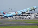 チャレンジャーさんが、羽田空港で撮影した中国東方航空 A330-343Xの航空フォト(写真)