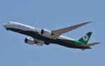 鉄バスさんが、関西国際空港で撮影したエバー航空 787-9の航空フォト(写真)
